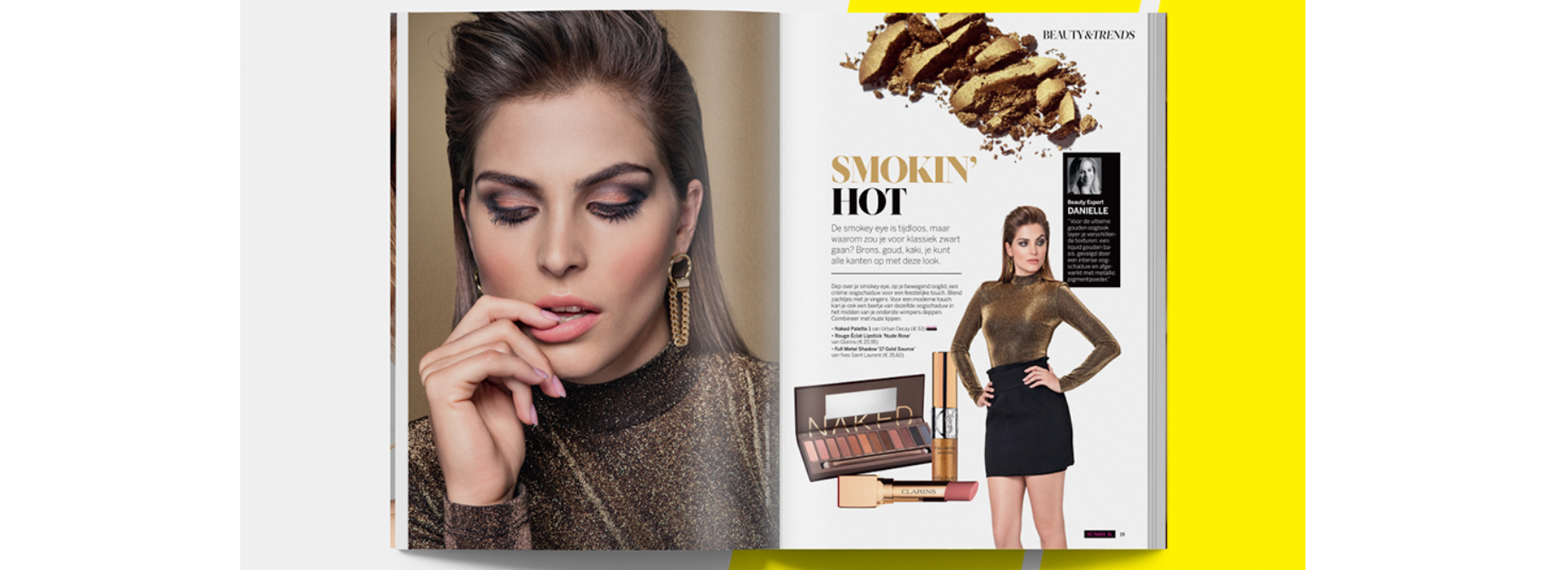 Ici Paris XL - Beauty & you magazine - inside 1