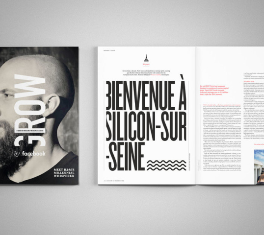 Facebook - Grow magazine
