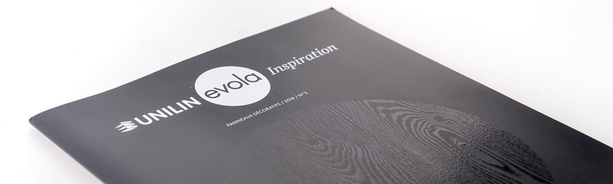 Unilin Evola Inspiration - content marketing magazine