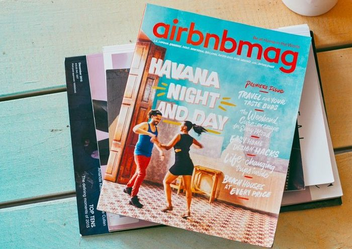 Airbnb - airbnb mag
