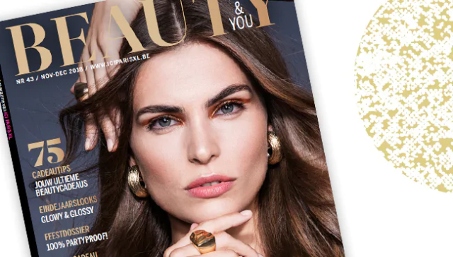 Ici Paris XL - Beauty & you magazine - winter edition