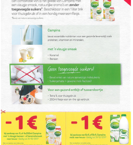 Campina - Door to door - targeting - 2