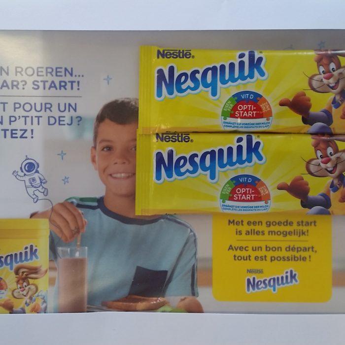 Nesquik - Door to door- targeting - 1