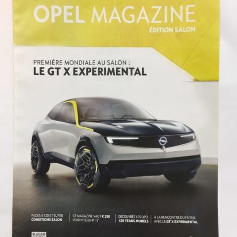 Opel - Door to door - targeting