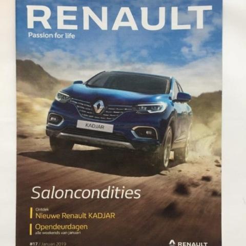 Renault - Door to door - targeting