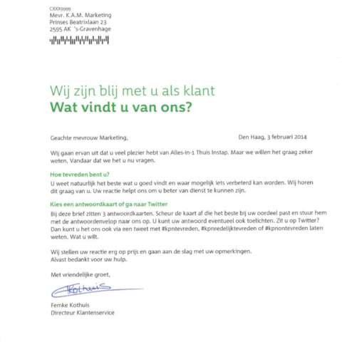 KPN-Answercard-Momentum-RelationalMarketing