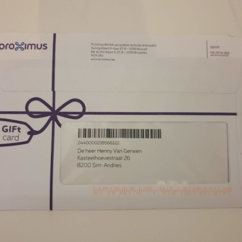 Proximus-Birthdaycard-Momentum-RelationalMarketing